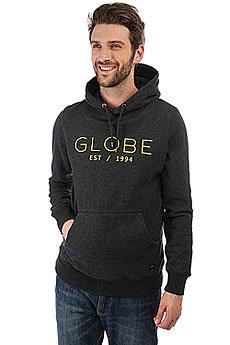 Толстовка кенгуру Globe Mod Hoodie Ii Dark Charcoal Marle