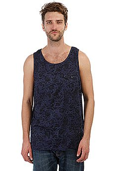 Майка DC Evansville Tank Blue Regal Rags