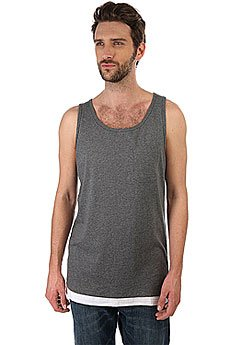 Майка DC Shoes Conover Tank Charcoal Heather