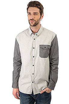 Рубашка Quiksilver Cubicfew Birch Heather