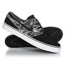 Кеды низкие Nike Zoom Stefan Janoski Real Black