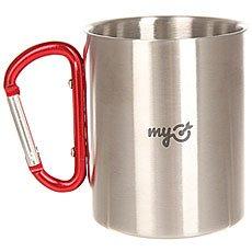 Кружка MyTarget Carabine Logo Стальная