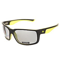 Очки Quiksilver Chaser Plz Pc Matte Black-yellow/P