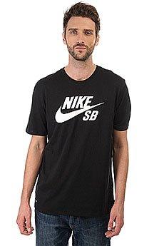Футболка Nike SB LOGO Black