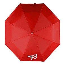 Зонт Складной MyTarget Сан Леоне Logo Красный