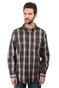 Рубашка Burton Mns Fletcher Ls Wvn True Black