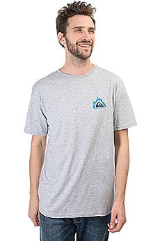 Футболка Quiksilver Hell Tentation Athletic Heather