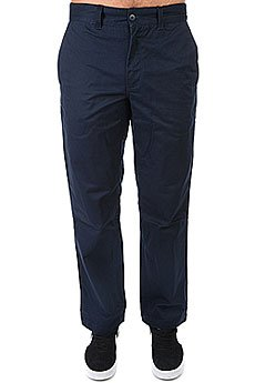 Штаны прямые DC All Season Pant Black Iris