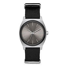 Кварцевые часы Nixon Time Teller Gunmetal Sunray/Black