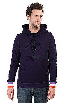 Толстовка кенгуру Le Coq Sportif Acf Po Hood Purple Velvet