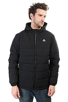 Куртка зимняя Le Coq Sportif Bavone Black