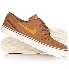Кеды низкие Nike Zoom Stefan Janoski L Ale Brown