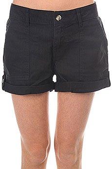 Шорты джинсовые женские Roxy Holidays Anthracite