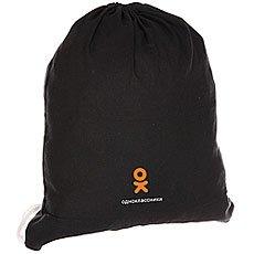 Мешок Одноклассники Canvas Logo Черный