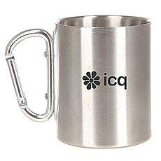 Кружка ICQ Carabine 300 Logo Стальная