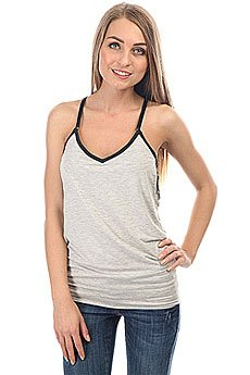 Майка женская Roxy Mastame Tank Heritage Heather