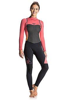 Гидрокостюм (Комбинезон) женский Roxy 3/2syncbzflckrx Paradise Pink