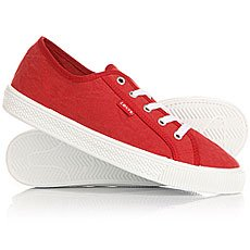 Кеды низкие Levis Malibu Regular Red