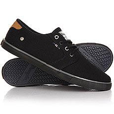 Кеды низкие Wrangler Mitos Derby Black