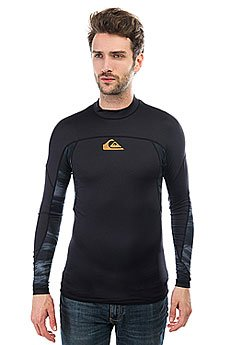 Гидрофутболка Quiksilver Newwavels Black