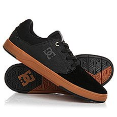 Кеды низкие DC Plaza Tc S Black/Gum