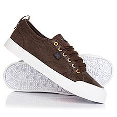 Кеды низкие DC Evan Smith Lx Chocolate