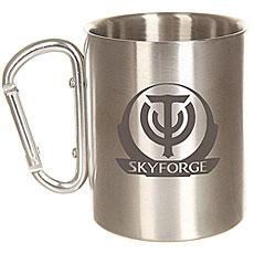 Кружка Skyforge Carabine 300 Logo С Серебристой Ручкой-Карабином