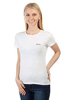 Футболка женская классическая Mail.Ru Logo Белая
