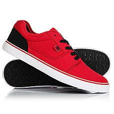 Кеды низкие DC Tonik Tx Red/Black/White