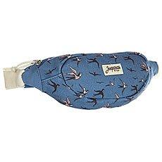Сумка поясная Запорожец Smaller Waist Bag New Blue