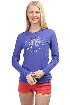 Гидрофутболка женская Roxy Palmsawayls Royal Blue