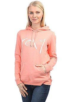 Толстовка кенгуру женский Roxy Cruisernightb Lady Pink