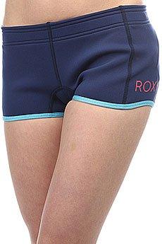 Гидрокостюм (Низ) женский Roxy 1reefshortshort Blue Print