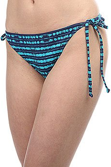 Трусы женский Roxy Pop Swim Ts Sc J Olmeque Stripe Combo