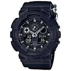 Кварцевые часы Casio G-Shock 67662 Ga-100bbn-1a