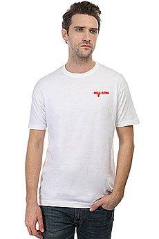 Футболка классическая My.com Logo Белая