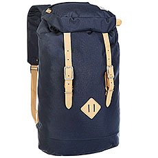 Рюкзак туристический The Pack Society Premium Backpack Solid Midnight Blue