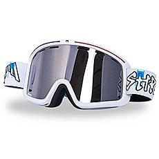 Маска для сноуборда Shred Monocle Basher White