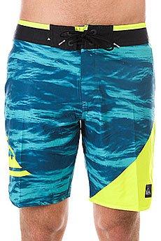 Шорты пляжные Quiksilver Newwave19 Moroccan Blue