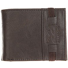 Кошелек Billabong Locked Wallet Chocolate