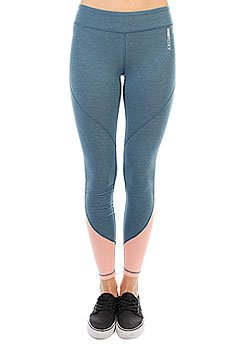 Леггинсы женские Roxy Imanee Ht Pant Captains Blue Heathe