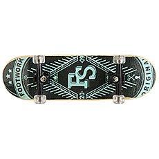 Фингерборд Turbo-Fb FS Original Black/Light Blue/Clear
