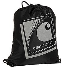 Мешок Carhartt WIP Wip Reflective Bag Black/Reflective Grey