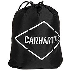 Мешок Carhartt Wip Diamond Script Bag Black/White
