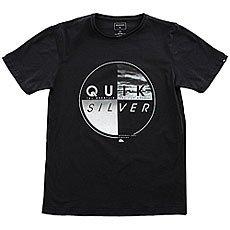 Футболка детская Quiksilver Sscltyoutblazed Black