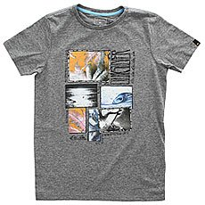 Футболка детская Quiksilver Sshetteythparfo Medium Grey Heather