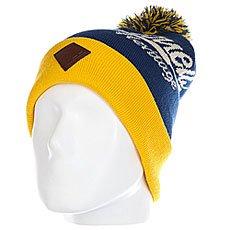 Шапка носок Запорожец Logo Beanies Blue/Yellow