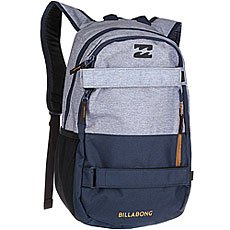 Рюкзак спортивный Billabong No Comply Grey Heather/Navy