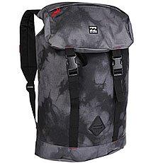 Рюкзак туристический Billabong Track Pack Black