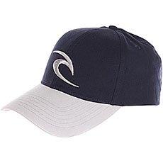 Бейсболка классическая Rip Curl Icon Snapback Cap Mood Indigo